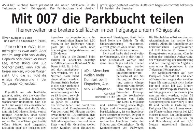 Mit 007 die Parkbucht teilen_2